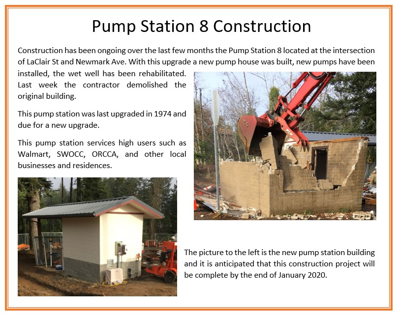 Pump station photo