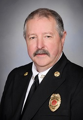 Mark {last_name} - Fire Chief Photo