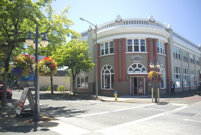 Historic buildings provide exciting locations for new businesses