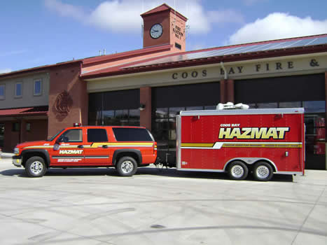 2005 Region 15 Quick Response HazMat Unit