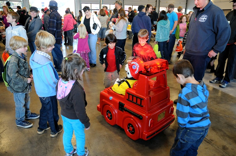Promoting fire safety through education
