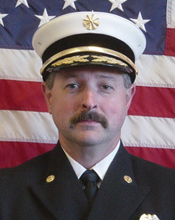 Battalion Chief Mark Anderson