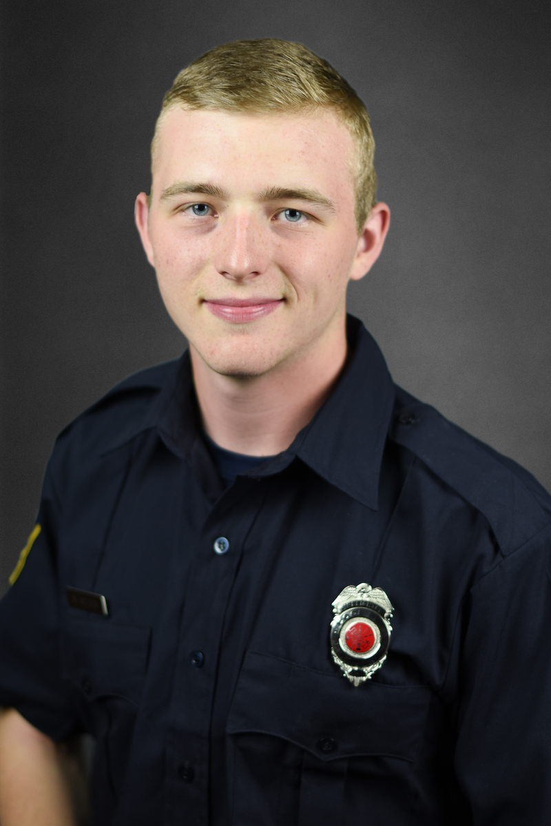 Nick Holder, EMT