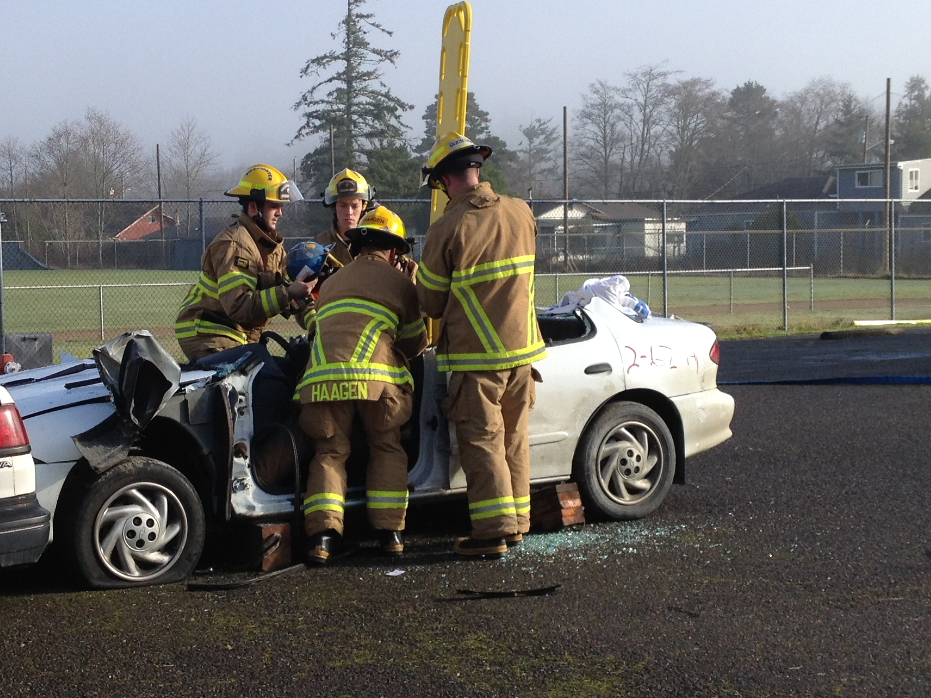 SWOCC Fire & EMS Exercise February 21, 2014