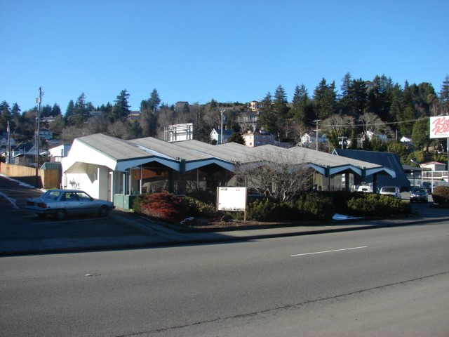 Farewell To Longtime Eatery City Of Coos Bay