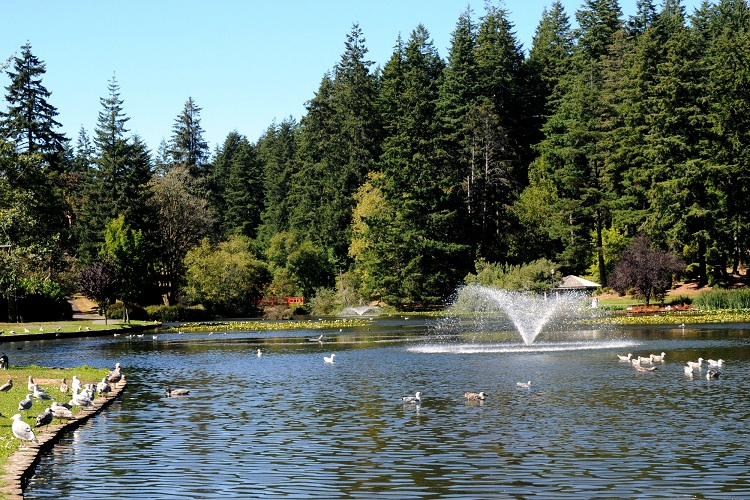 Enjoy one of the many parks in and around Coos Bay