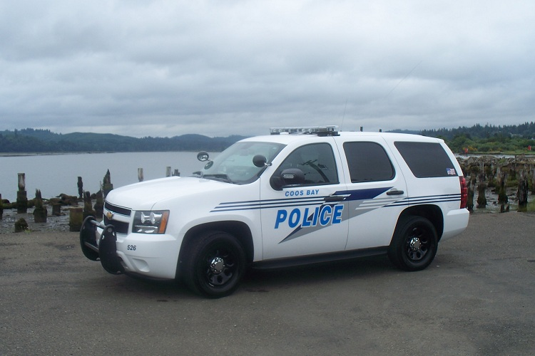 Newly acquired fuel efficient patrol vehicles
