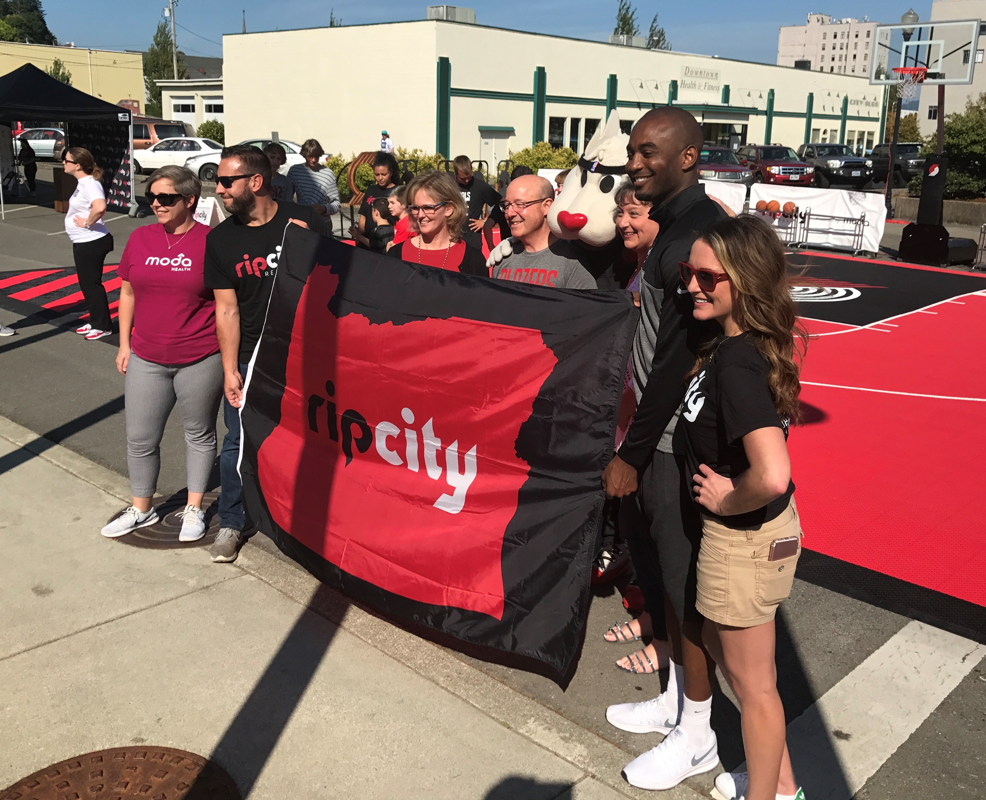 Rip City Relay City Official photo