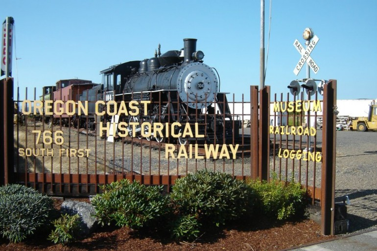 Oregon Coast Historic Railway